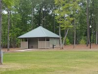 Bathroom near Picnic Shelter 2