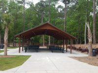 Picnic Shelter 1 - Front View