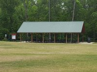 Picnic Shelter 2 - Side View